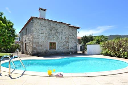 3 Bedrooms villa with pool - Ponte de Lima