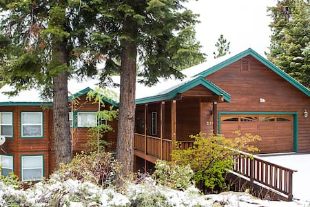 Tahoe Mountain Luxury Home W/Hottub - Haus
