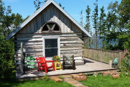 JAnaB  Log Cabin - Belfast - Cottage