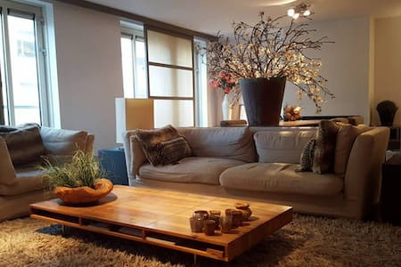 HIGH-END APARTMENT IN CITY CENTER - Amsterdam - Daire
