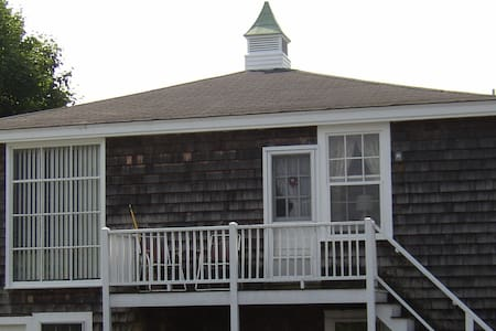 The Tupper House - Studio Apartment - Rockport