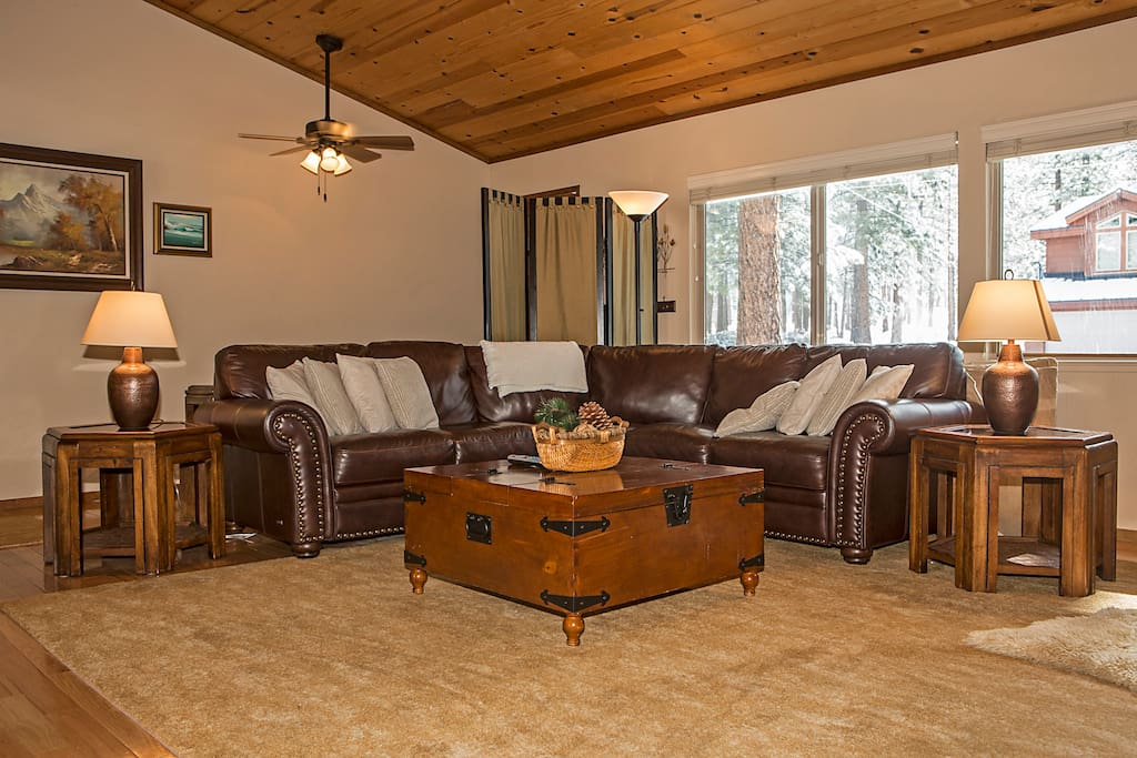 Tahoe Charm at its finest, great rates and awesome location