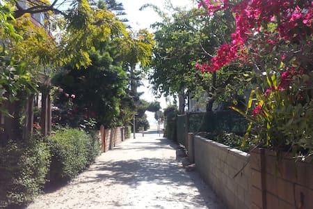 Quiet Walk Street at the Beach - Los Angeles - Apartment