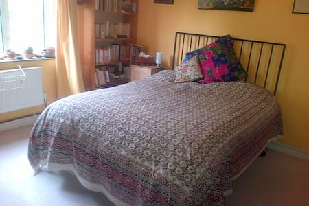 Chambre tranquille tres bien situee - London