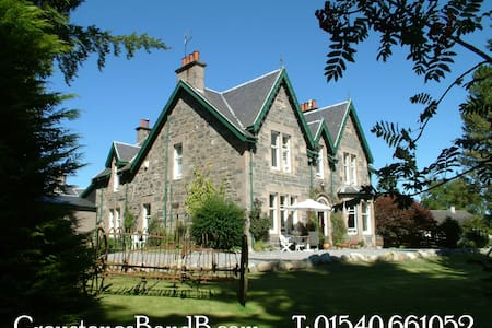 Greystones B&B home from home - Kingussie