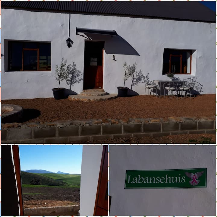 Labansehuis.....accomodation...rest...peace.