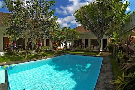 2 Rooms with AC/POOL JIMBARAN BEACH - South Kuta