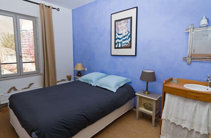 A Bleue Room in Avignon center - Avignon - Rumah