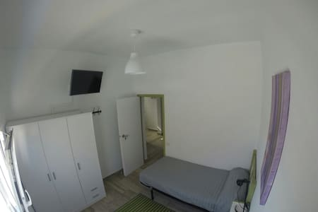 Habitación individual privada - Puerto del Rosario