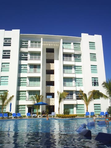 MAYAN LAKES ZONA DIAMANTE - Acapulco - Apartment