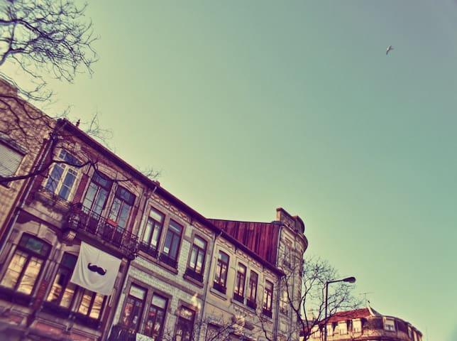 Art&Traditional House- City by foot - Porto - Casa