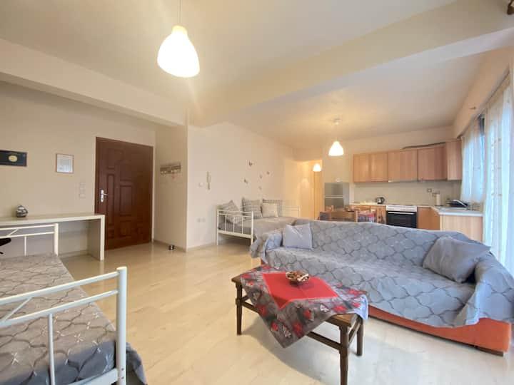 Διαμέρισμα 65 τ.μ στην καρδιά της πόλης