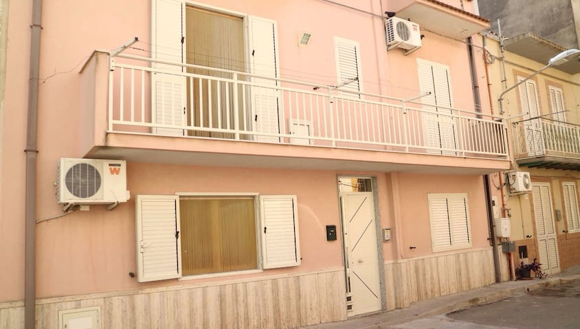 Casa Rosa, La Vacanza in Sicilia - Sant'Anna - Huoneisto