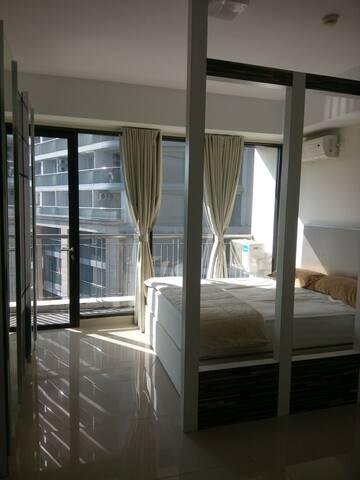 Room at Beverly Dago Apartment, Bandung