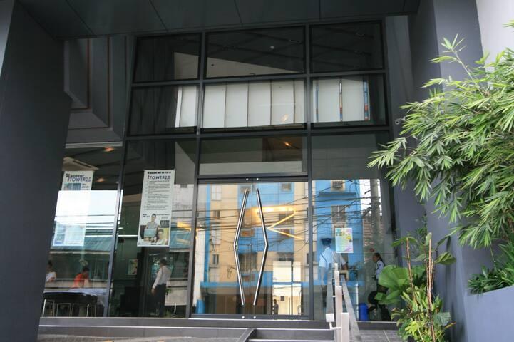 Manila Studio Unit in the University Belt