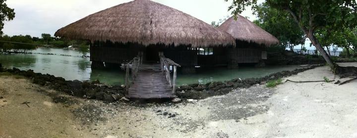 A Private Rustic Beach House