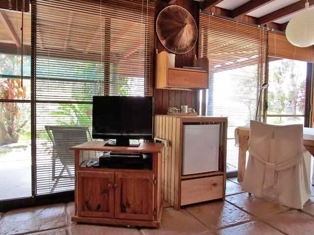 TV lounge corner