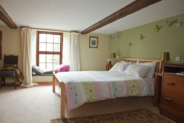 Kingsize Room Upper Swansea Valley - Abercrâf - Bed & Breakfast