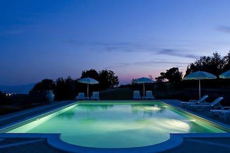 appartamento in Villa...Villa Mimma - Castel Rigone