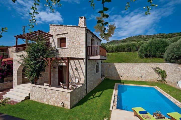 Villa Irene (Spilia Villas) - Spilia - Willa