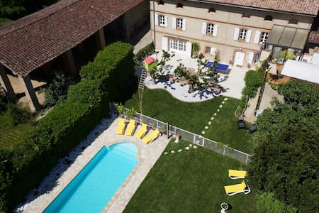 B&B Maison Lutz near Toulouse - Bondigoux - Bed & Breakfast