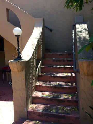 Cute 1BD steps from Arts District! - Long Beach - Lejlighed