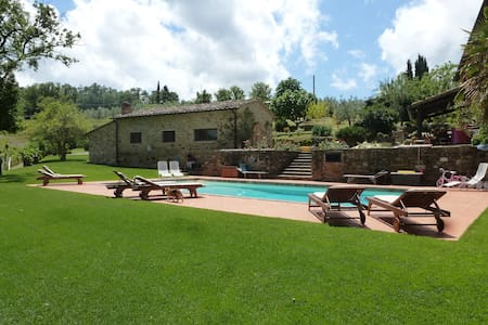 Holiday in Harmony - Panzano In Chianti