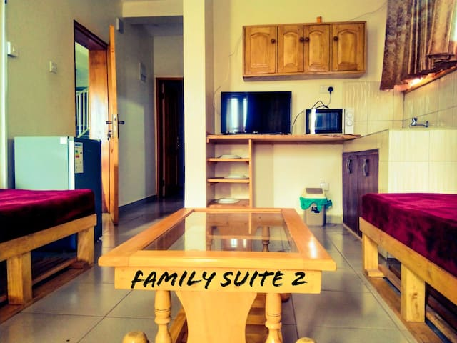 Queens Apartments (Gulu)