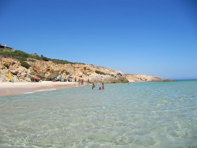 Vacanze in Sardegna a 60m. dal mare - Santa Margherita di Pula