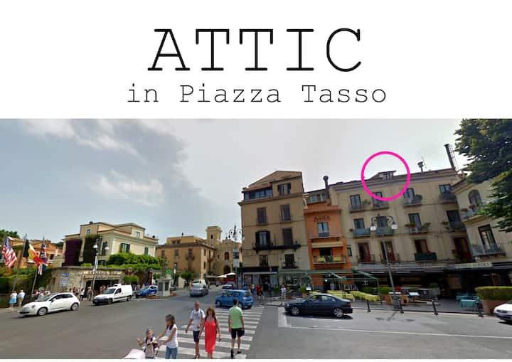 Attic in Piazza Tasso