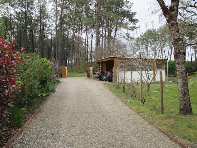 Studio entre Océan et Pyrénées - Saint-Jean-de-Marsacq - Haus