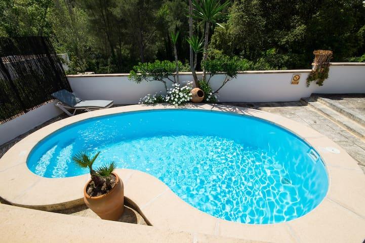 SPECIAL OFFER! Villa Can Coriós, Cala San Vicente - Cala Sant Vicenç - Casa
