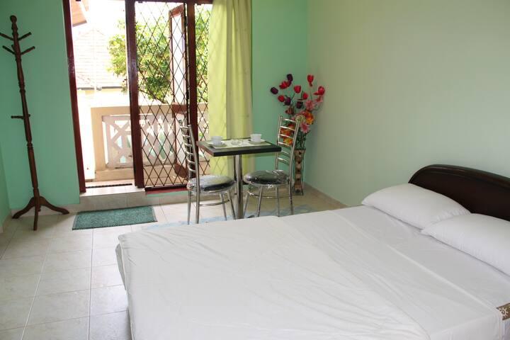 Beach Road Mount Lavinia Room - Dehiwala-Mount Lavinia - Maison