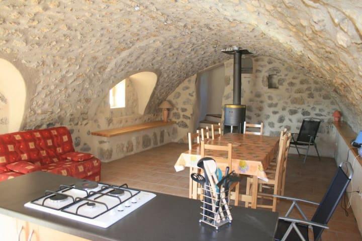 Gîte la bergerie de Martial - Cornillac - Huis