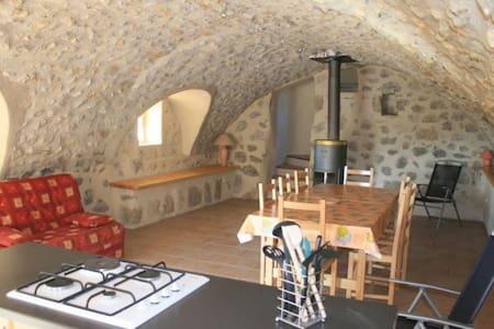 Gîte la bergerie de Martial - Cornillac