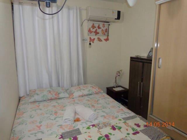 Cama e Café da Roseni - Quarto 1 - Várzea Grande - Apartment