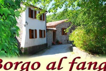 Casa in campagna colline toscane - Montieri - Apartment