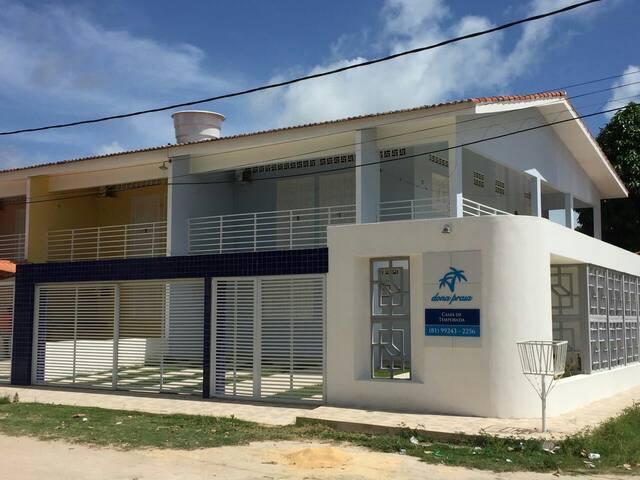 Casas de Temporada Dona Praia