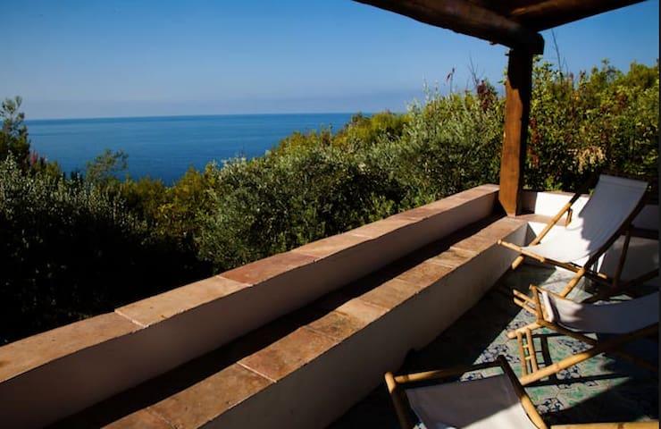 Villa sul mare per 9 persone - Maratea - Villa
