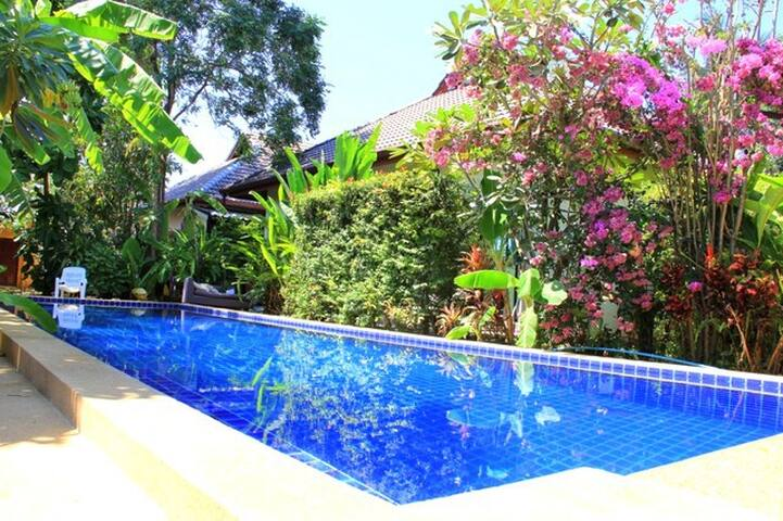 Double+1, swimming pool Nai Harn beach in 8 minute - Rawai - Appartamento