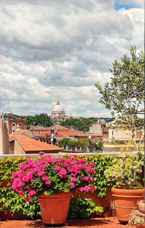 Romantic Trastevere, Holiday Home