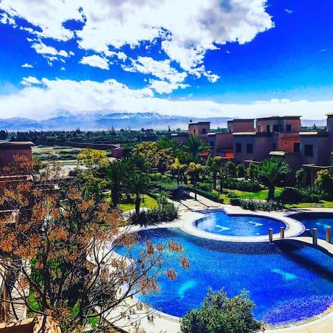Résidence en Exclusivité - Marrakesh - Vila