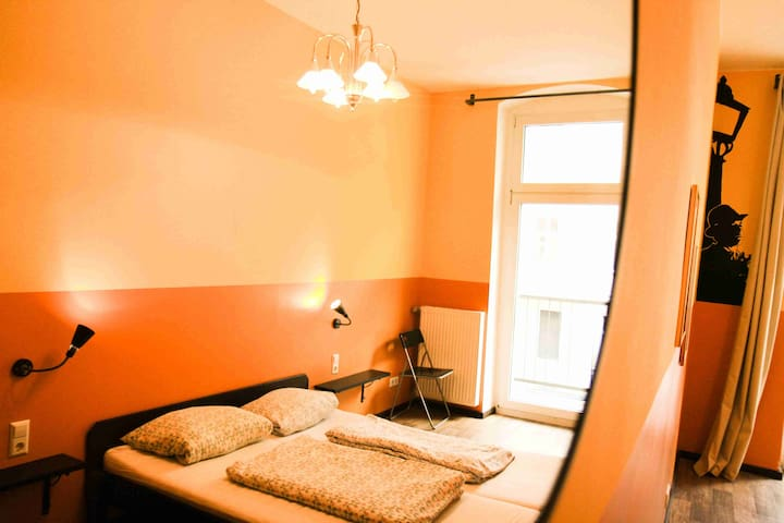 Stylish double room in Berlin