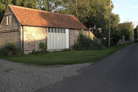 Architect-refurbished Norfolk barn  - Thursford
