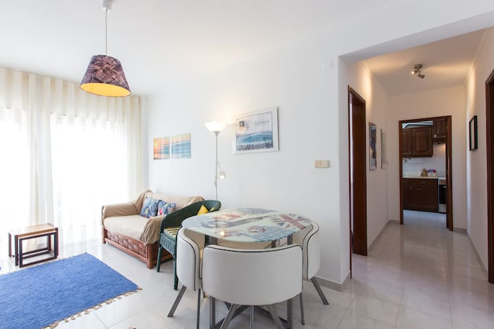 Surfers Dream Flat for 4 Pax in Baleal - Peniche - Ferrel - Daire