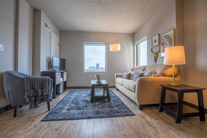 Luxury East Village Flat (305) - Des Moines - Lakás