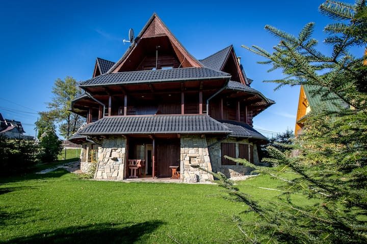 APARTAMENT ZAKOPANE - Zakopane - Appartement