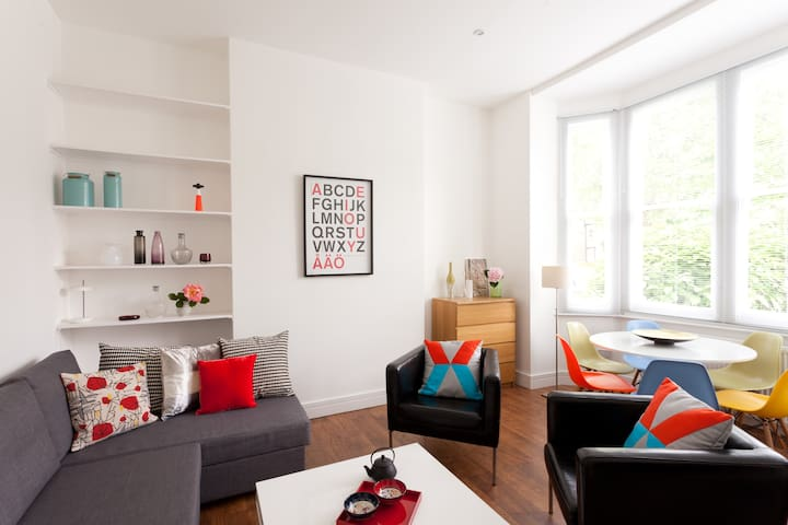 CHARMING Apartment 15min to Centre