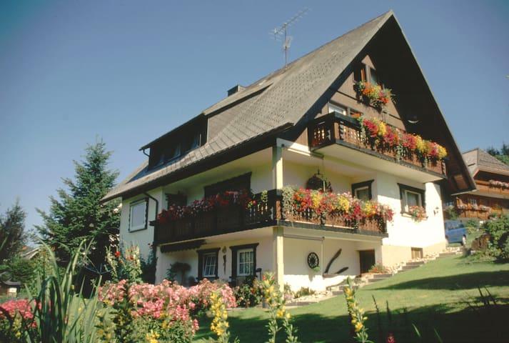 Sonnige Komfort-Fewo., 2-4 Personen - Bernau im Schwarzwald - Haus