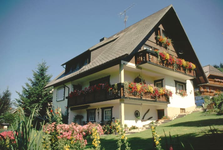 Sonnige Komfort-Fewo., 2-4 Personen - Bernau im Schwarzwald - Hus